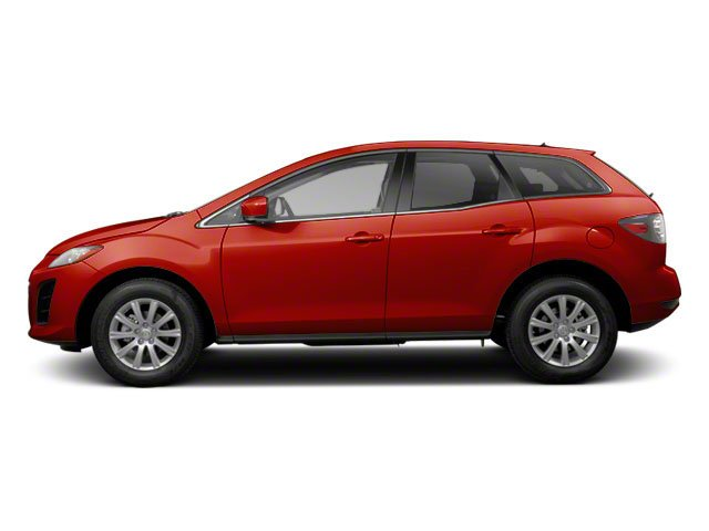 Copper Red Mica 2011 Mazda CX-7 Pictures CX-7 Utility 4D i Sport 2WD photos side view