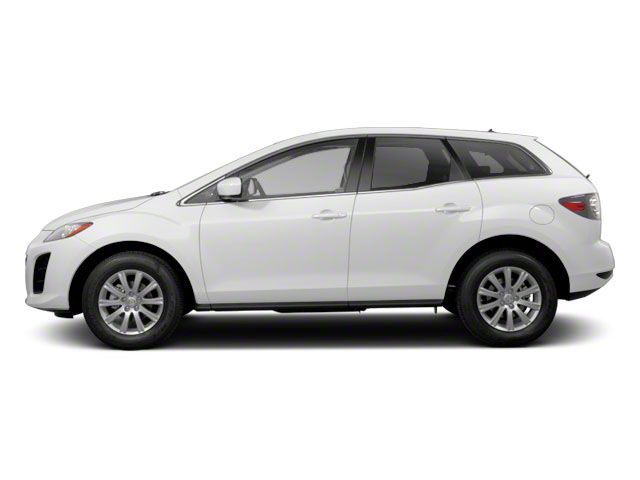 Crystal White Pearl Mica 2011 Mazda CX-7 Pictures CX-7 Utility 4D i Sport 2WD photos side view