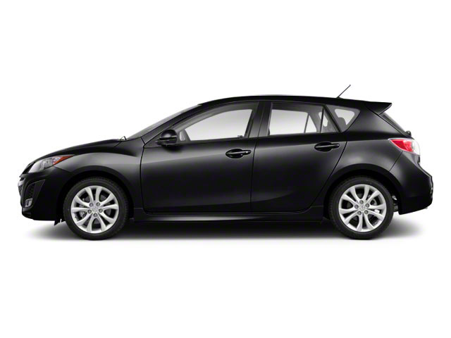 Black Mica 2011 Mazda Mazda3 Pictures Mazda3 Wagon 5D SPEED photos side view