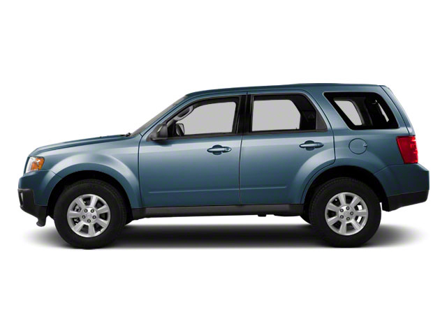 Steel Blue 2011 Mazda Tribute Pictures Tribute Utility 4D s 4WD photos side view