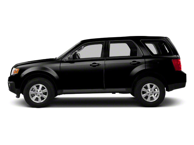 Tuxedo Black 2011 Mazda Tribute Pictures Tribute Utility 4D s 4WD photos side view