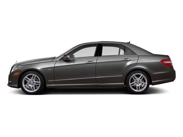 Designo Graphite Metallic 2011 Mercedes-Benz E-Class Pictures E-Class Sedan 4D E550 AWD photos side view
