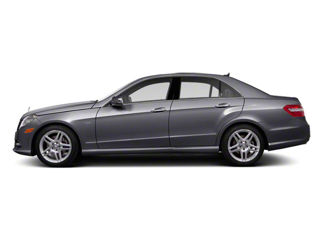 Designo Magno Platinum Matte 2011 Mercedes-Benz E-Class Pictures E-Class Sedan 4D E550 AWD photos side view