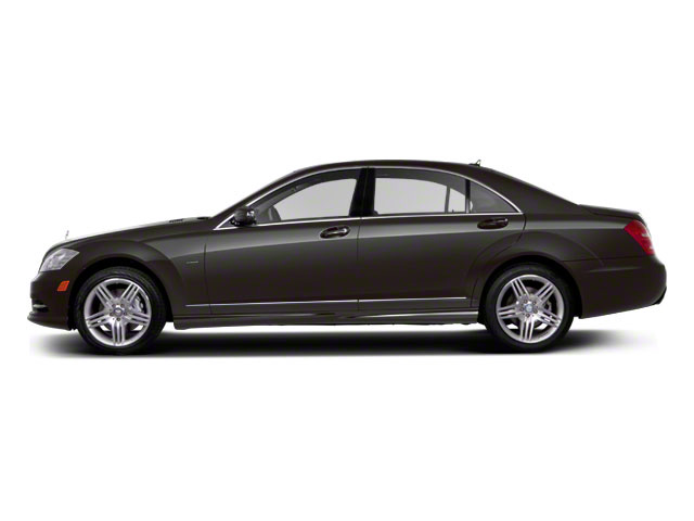 Designo Graphite Metallic 2011 Mercedes-Benz S-Class Pictures S-Class Sedan 4D S550 AWD photos side view