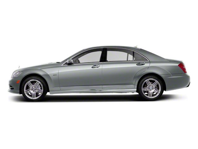 Designo Magno Alanite Grey Matte 2011 Mercedes-Benz S-Class Pictures S-Class Sedan 4D S600 photos side view