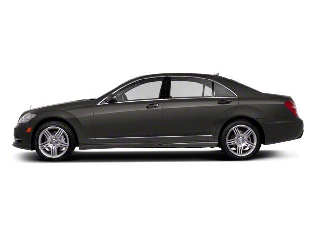 Designo Magno Platinum Matte 2011 Mercedes-Benz S-Class Pictures S-Class Sedan 4D S600 photos side view