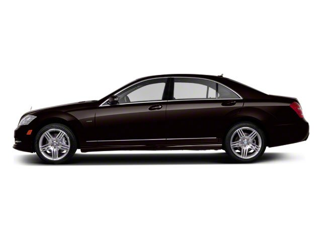 Designo Mystic Brown Metallic 2011 Mercedes-Benz S-Class Pictures S-Class Sedan 4D S600 photos side view
