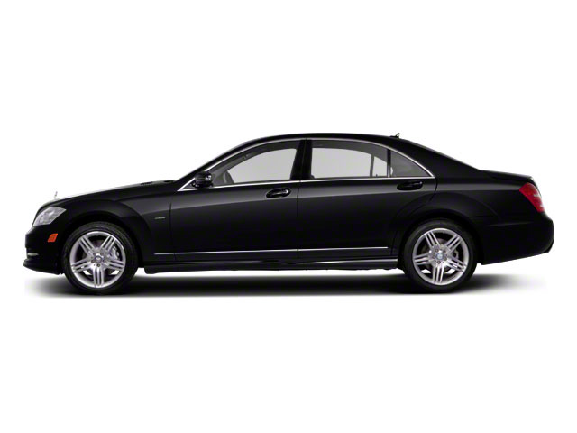 Magnetite Black Metallic 2011 Mercedes-Benz S-Class Pictures S-Class Sedan 4D S600 photos side view