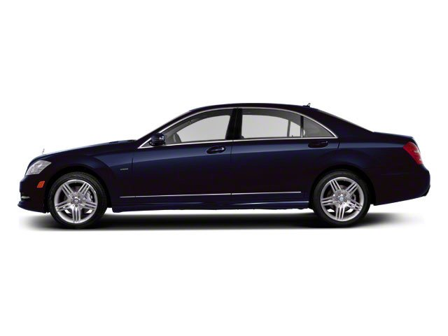 Capri Blue Metallic 2011 Mercedes-Benz S-Class Pictures S-Class Sedan 4D S600 photos side view