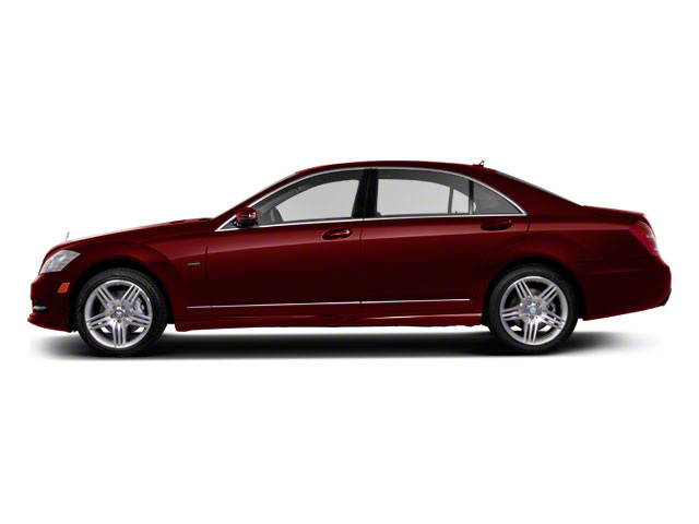 Barolo Red Metallic 2011 Mercedes-Benz S-Class Pictures S-Class Sedan 4D S600 photos side view