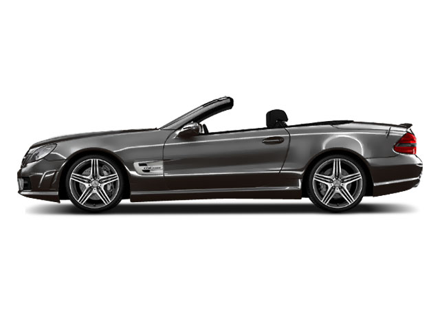 Designo Graphite Metallic 2011 Mercedes-Benz SL-Class Pictures SL-Class Roadster 2D SL550 photos side view