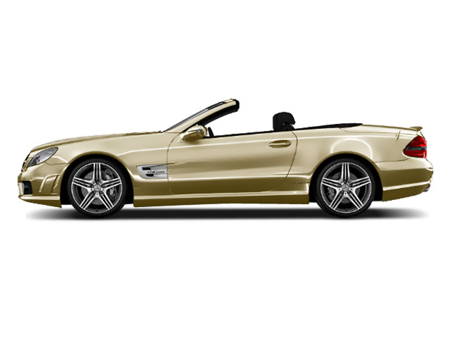 Hampton Sand Metallic 2011 Mercedes-Benz SL-Class Pictures SL-Class Roadster 2D SL550 photos side view