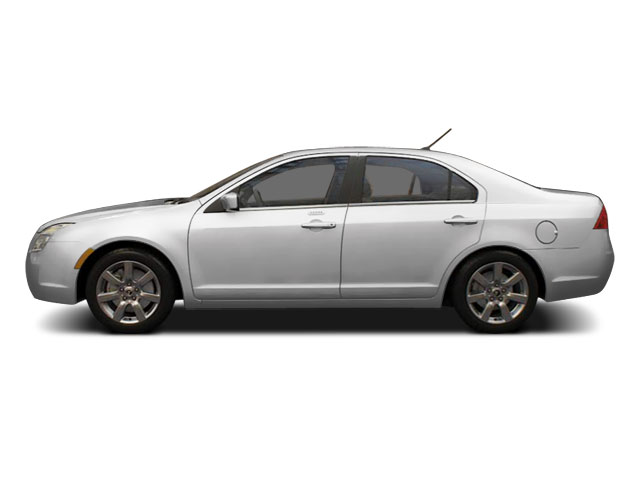 White Platinum Metallic Tri-Coat 2011 Mercury Milan Pictures Milan Sedan 4D photos side view