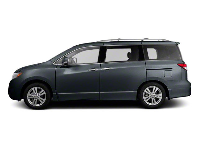 Twilight Gray 2011 Nissan Quest Pictures Quest Van 3.5 SL photos side view