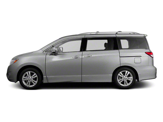 Brilliant Silver 2011 Nissan Quest Pictures Quest Van 3.5 SL photos side view