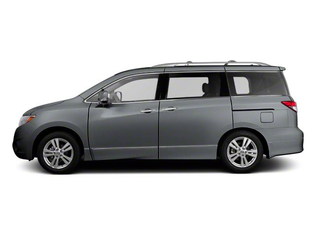 Platinum Graphite 2011 Nissan Quest Pictures Quest Van 3.5 SL photos side view