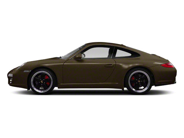 Macadamia Metallic 2011 Porsche 911 Pictures 911 Coupe 2D 4S Targa AWD photos side view