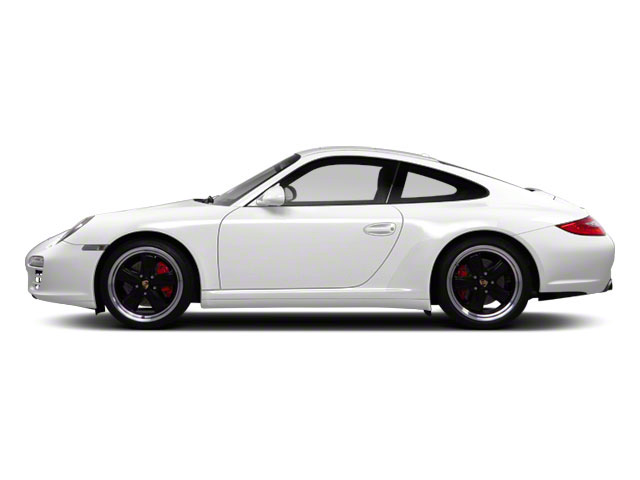 Carrara White 2011 Porsche 911 Pictures 911 Coupe 2D 4S Targa AWD photos side view