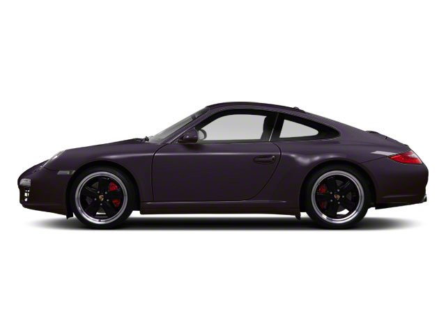 Amethyst Metallic 2011 Porsche 911 Pictures 911 Coupe 2D 4S Targa AWD photos side view
