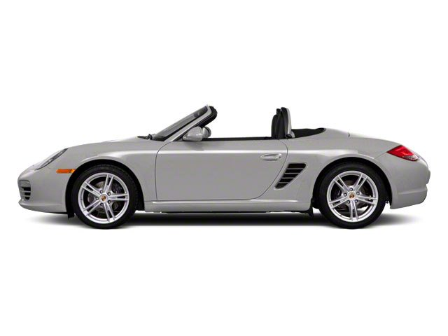 Platinum Silver Metallic 2011 Porsche Boxster Pictures Boxster Roadster 2D Spyder photos side view