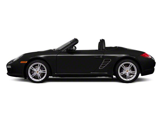 Black 2011 Porsche Boxster Pictures Boxster Roadster 2D Spyder photos side view