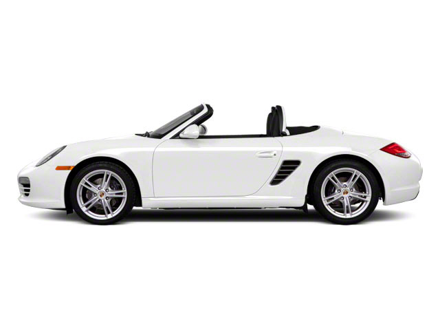 Carrara White 2011 Porsche Boxster Pictures Boxster Roadster 2D Spyder photos side view