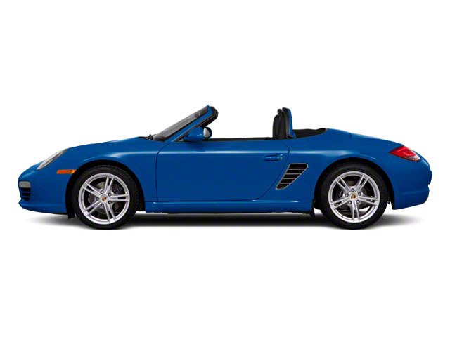Aqua Blue Metallic 2011 Porsche Boxster Pictures Boxster Roadster 2D Spyder photos side view