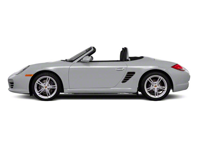 Arctic Silver Metallic 2011 Porsche Boxster Pictures Boxster Roadster 2D Spyder photos side view