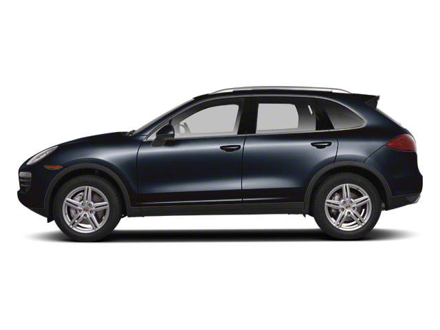 Dark Blue Metallic 2011 Porsche Cayenne Pictures Cayenne Utility 4D AWD (V6) photos side view