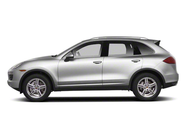 Classic Silver Metallic 2011 Porsche Cayenne Pictures Cayenne Utility 4D AWD (V6) photos side view