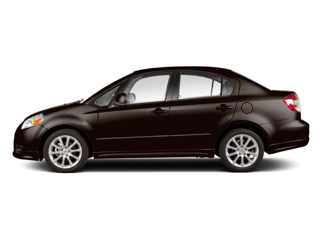Black Pearl Metallic 2011 Suzuki SX4 Pictures SX4 Sedan 4D Anniversary photos side view