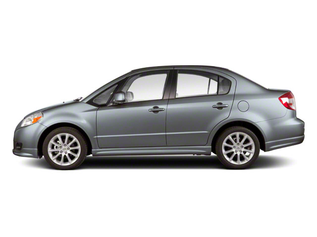 Azure Grey Metallic 2011 Suzuki SX4 Pictures SX4 Sedan 4D Anniversary photos side view