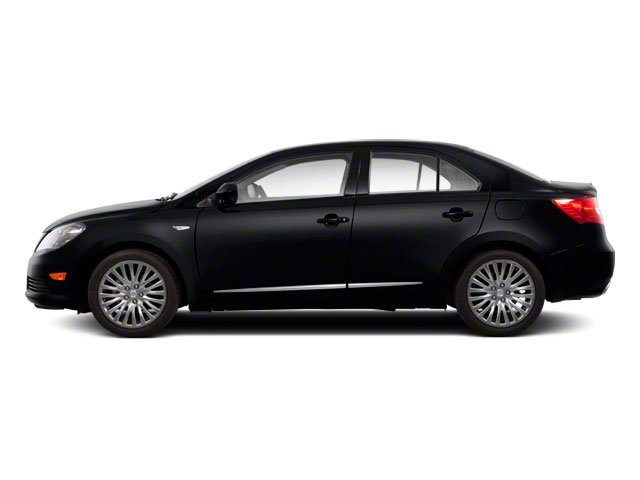 Black Pearl Metallic 2011 Suzuki Kizashi Pictures Kizashi Sedan 4D SE AWD photos side view