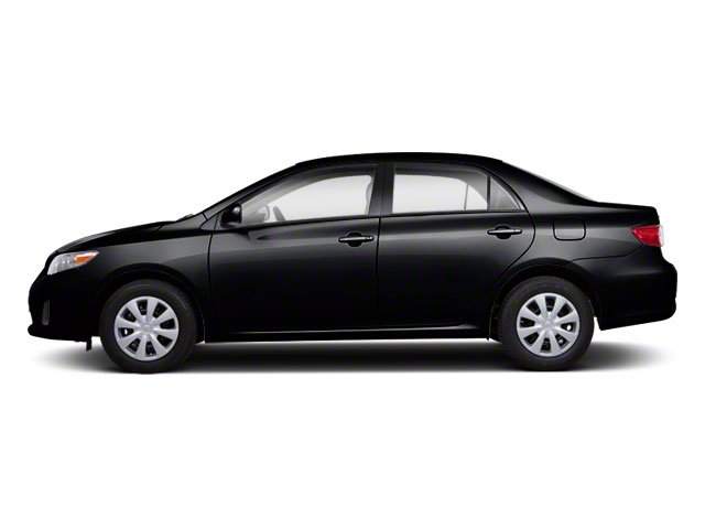 Black Sand Pearl 2011 Toyota Corolla Pictures Corolla Sedan 4D LE photos side view