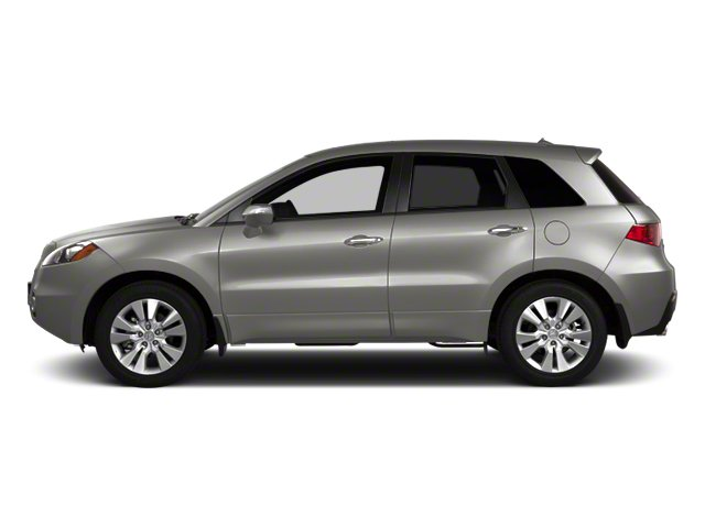 Palladium Metallic 2012 Acura RDX Pictures RDX Utility 4D 2WD photos side view