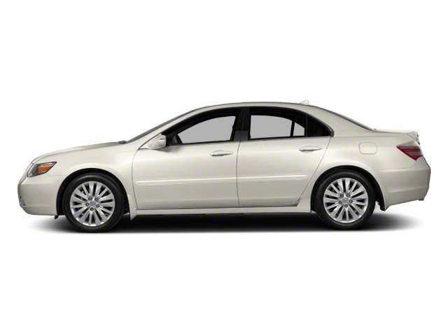Alberta White Pearl 2012 Acura RL Pictures RL Sedan 4D Technology photos side view