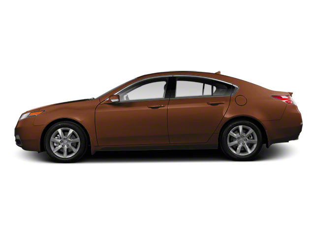 Mayan Bronze Metallic 2012 Acura TL Pictures TL Sedan 4D Advance photos side view