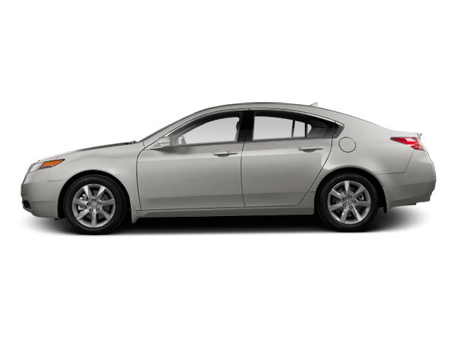 Silver Moon 2012 Acura TL Pictures TL Sedan 4D Advance photos side view