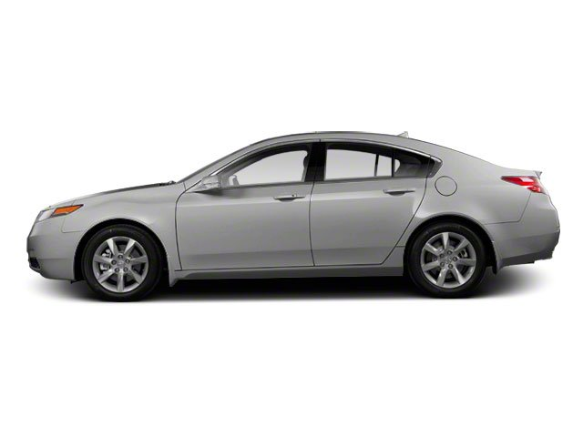 Forged Silver Metallic 2012 Acura TL Pictures TL Sedan 4D Advance photos side view