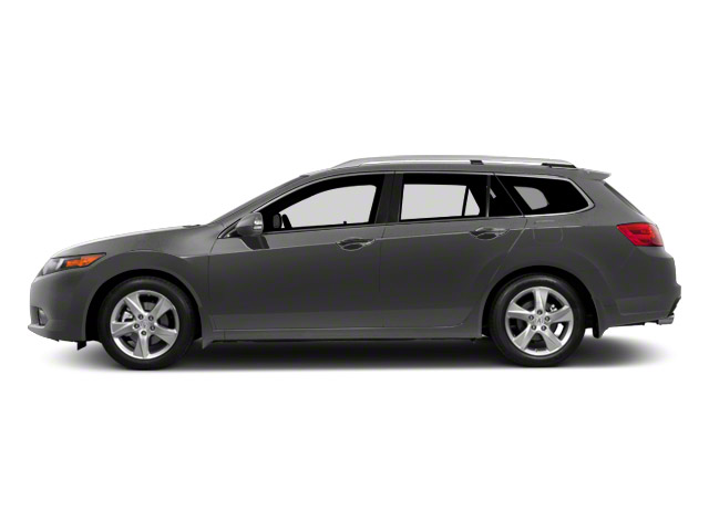 Graphite Luster Metallic 2012 Acura TSX Sport Wagon Pictures TSX Sport Wagon Wagon 4D Technology photos side view