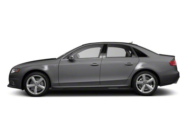 Monsoon Gray Metallic 2012 Audi A4 Pictures A4 Sedan 4D 2.0T Quattro Prestige photos side view