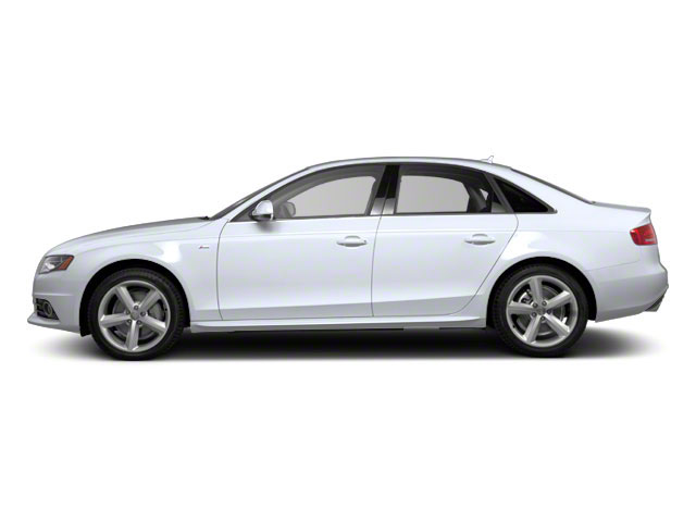 Glacier White Metallic 2012 Audi A4 Pictures A4 Sedan 4D 2.0T Quattro Prestige photos side view