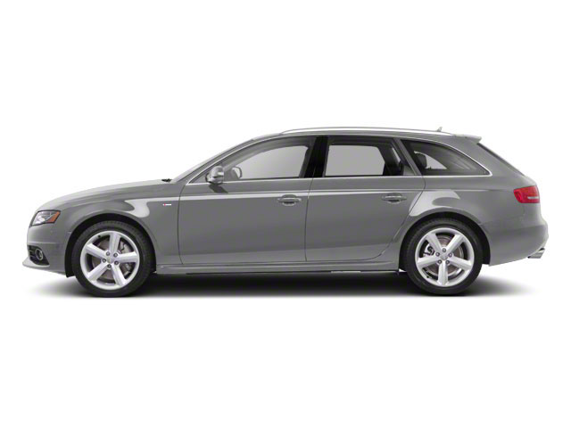 Monsoon Gray Metallic 2012 Audi A4 Pictures A4 Wagon 4D 2.0T Quattro photos side view