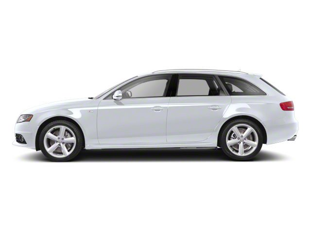 Glacier White Metallic 2012 Audi A4 Pictures A4 Wagon 4D 2.0T Quattro photos side view