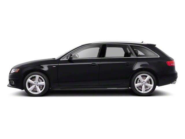 Brilliant Black 2012 Audi A4 Pictures A4 Wagon 4D 2.0T Quattro photos side view
