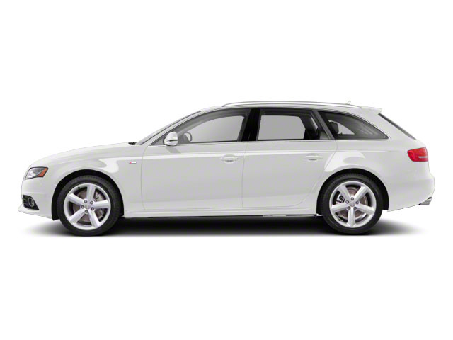 Ibis White 2012 Audi A4 Pictures A4 Wagon 4D 2.0T Quattro photos side view
