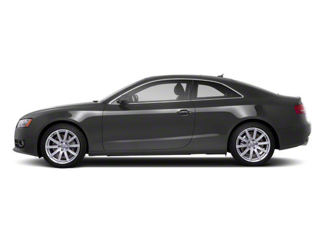 Monsoon Gray Metallic 2012 Audi A5 Pictures A5 Coupe 2D Quattro Prestige photos side view
