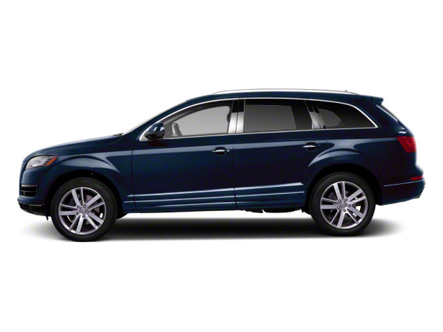Cobalt Blue Metallic 2012 Audi Q7 Pictures Q7 Utility 4D 3.0 TDI Prestige S-Line A photos side view