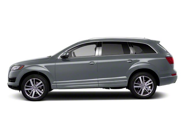 Graphite Gray Metallic 2012 Audi Q7 Pictures Q7 Utility 4D 3.0 TDI Prestige S-Line A photos side view