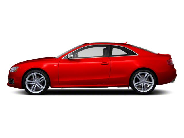 Brilliant Red 2012 Audi S5 Pictures S5 Coupe 2D Quattro photos side view